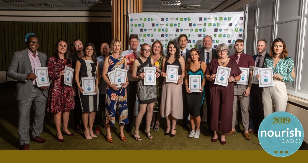 2019 Nourish Awards - Best of Category & Special Awards Winners
