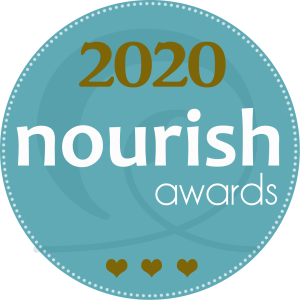 Nourish Awards 2020 logo